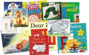 covers of many children's books