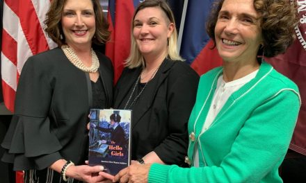 Historian Dr. Elizabeth Cobbs Visits the Lone Star Chapter