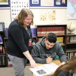 Kotasek Named Outstanding Teacher of American History