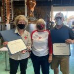 Ironroot Republic Distillery Honored by Sherman DAR